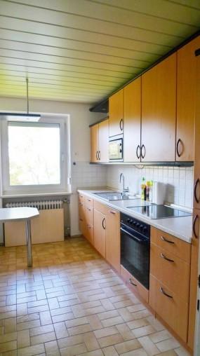Einbauküche in einer 3 Zimmer Wohnung München