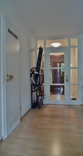 Eingangsbereich der 2 Zimmer Wohnung in München Schwabing