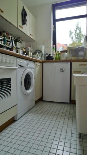 Einbauküche in einer 2 Zimmer Wohnung in München Schwabing