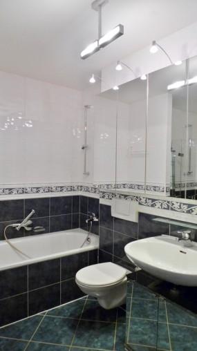 Barrierrefreies Badezimmer
