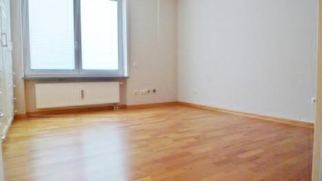Schlafzimmer in für Senioren geeigneter Wohnung